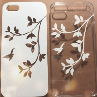 Wall Decal Inspired Phone Case