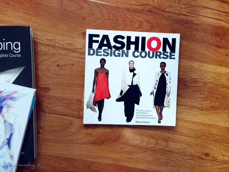 Fashion Self Study Books Haul Vicky S Scrapbook