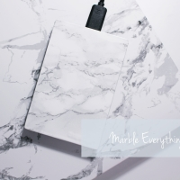 Marble Everything DIY