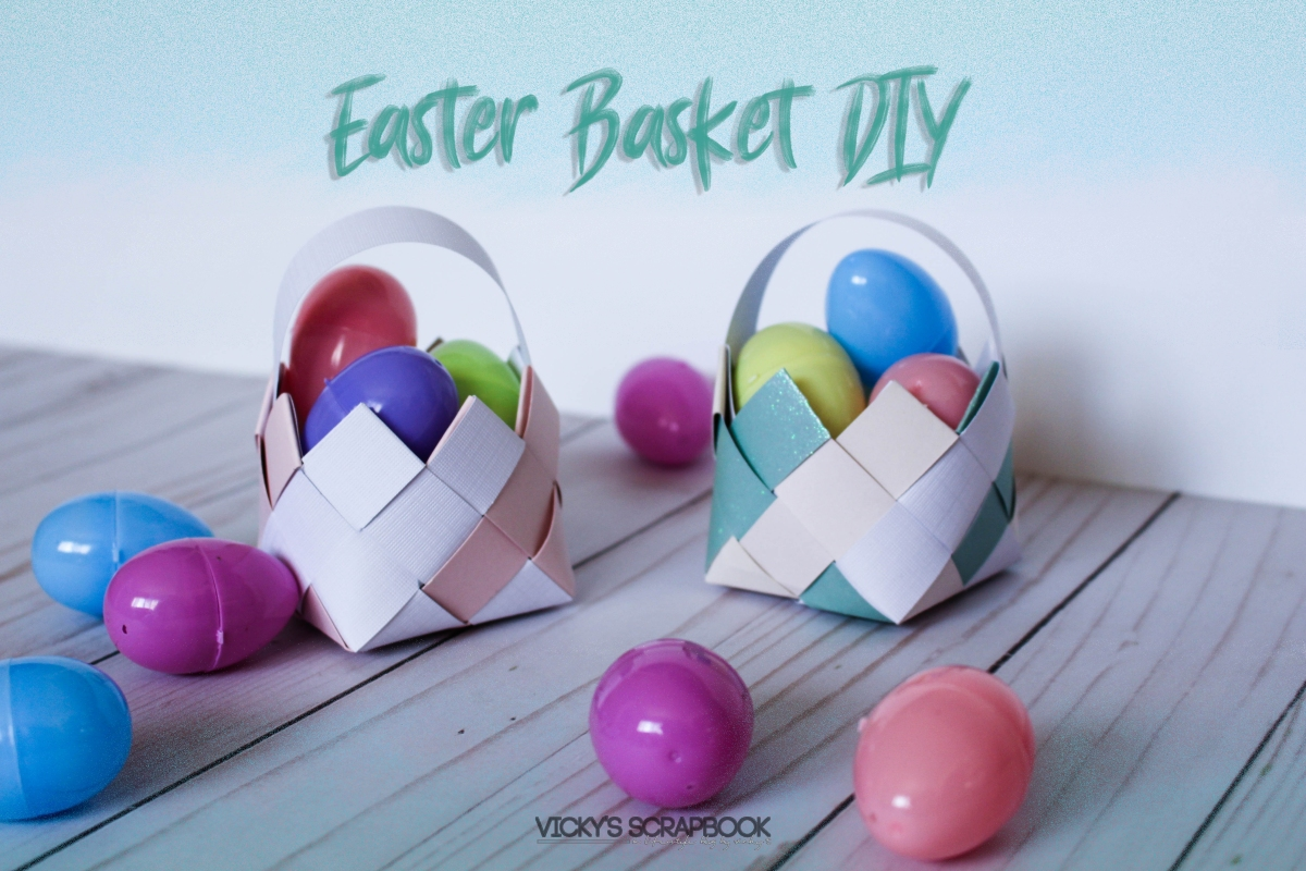 Easter Basket DIY