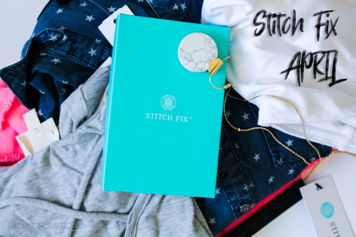 Stitch Fix April 2018